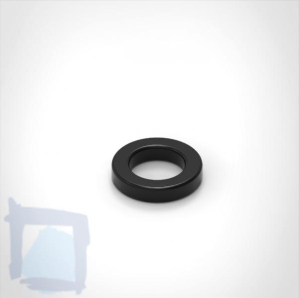 KWC Gummidichtung EPDM SH70 D18/ 9.5x4.7