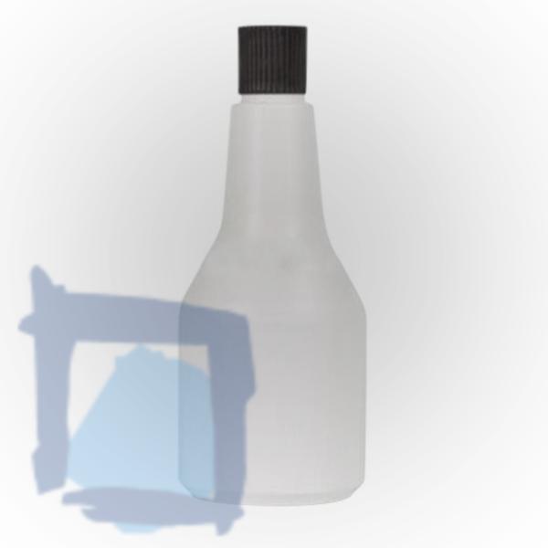 Flasche weiss 350 ml zu KWC Seifenspender Inox