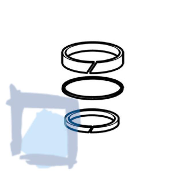 KWC Gleit-/O-Ring-Set