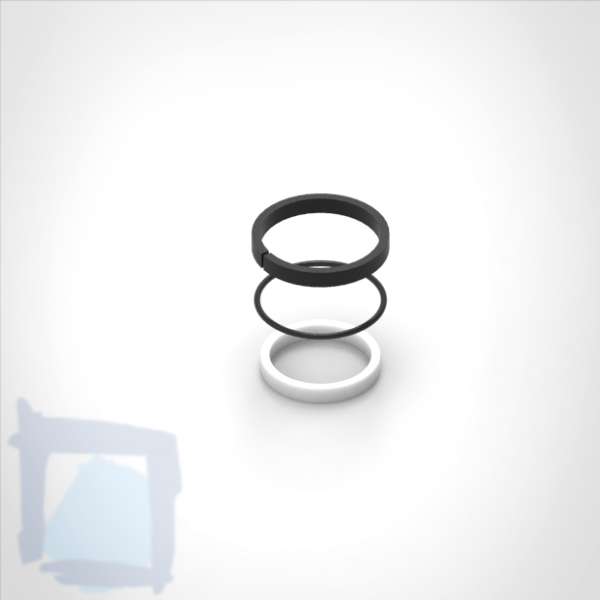 KWC Gleit-/O-Ring-Set