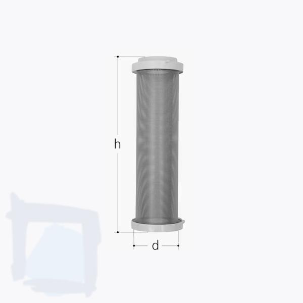 JRG Dauerfilter 50µm
