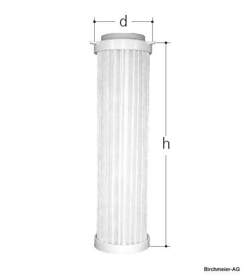 JRG Ersatzfiltereinsatz 150µm