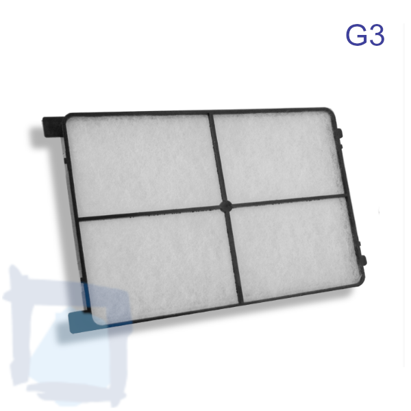 Alternativ Ersatzfilter zu Zehnder CLD G3 weiss