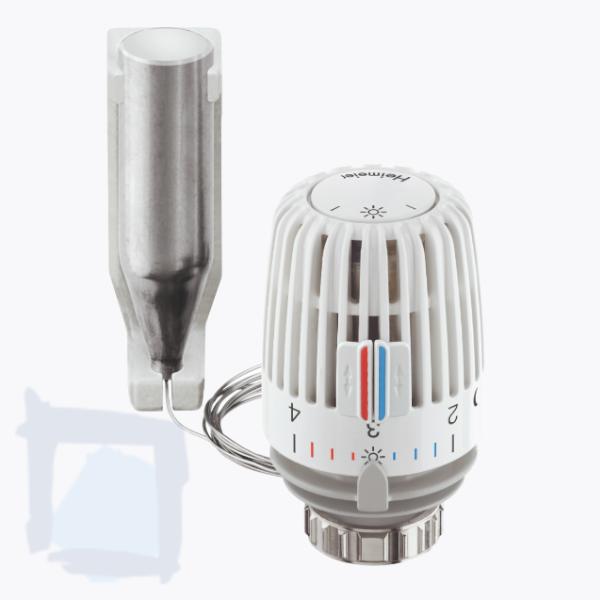 IMI Heimeier Thermostatkopf Typ K mit Fernfühler