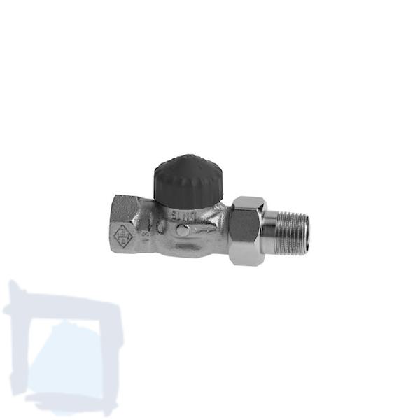 IMI Heimeier Thermostatventil DN 15, Durchgang