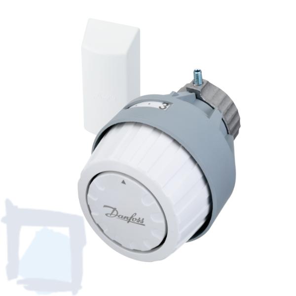 Thermostatkopf RA 2000 Fühler