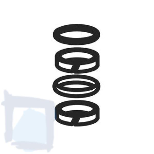 KWC O-Ring-Set
