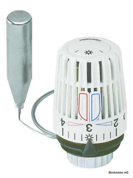 Thermostatkopf Typ K mit Fernfühler