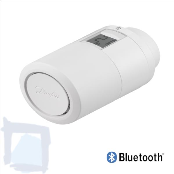 Danfoss EcoTM Home Thermostatkopf Bluetooth