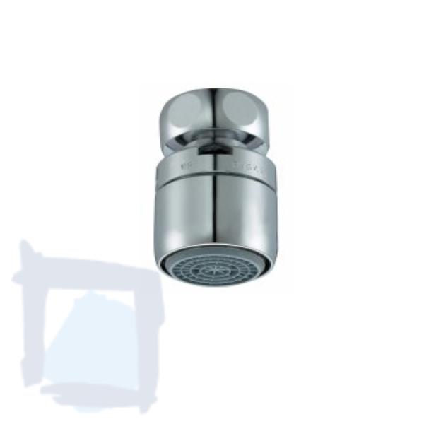 Neoperl CASCADE SLC AC Strahlregler mit Kugelgelenk M24x1