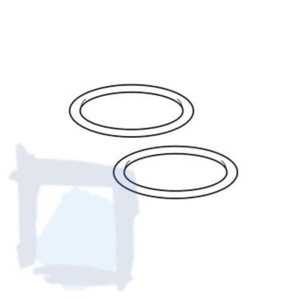 KWC Gleitring/O-Ring-Set